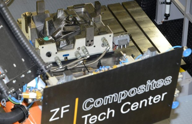 ZF eröffnet Technologiezentrum in Schweinfurt