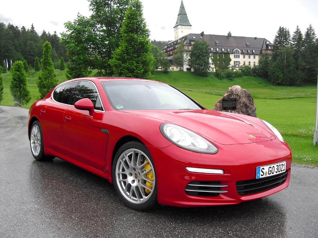 Zweite Generation, zehn Derivate: Porsche setzt bei Panamera auf Vielfalt