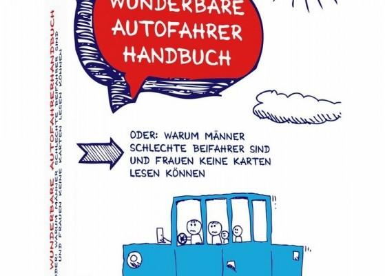 auto.de Buchtipp: Das wunderbare Autofahrerhandbuch