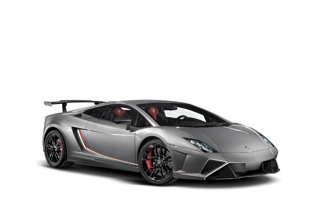 IAA 2013: Lamborghini Gallardo Squadra Corse mit Rennsportgenen