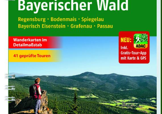 ADAC bringt Wanderführer für Rhön und Bayerischer Wald