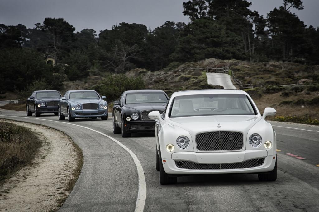Aber Bentley geht nicht nur mit dem großen Geländegänger neue Wege.