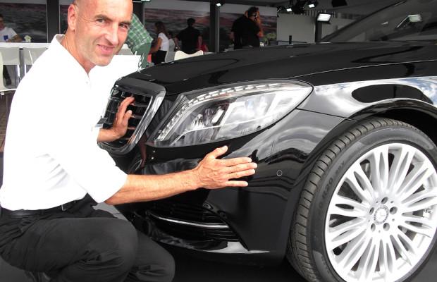 Aerodynamisch ausoptimiert: Was S-Klasse von Mercedes so schnittig und leise macht