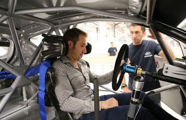 Atkinson dritter Testfahrer bei Hyundai
