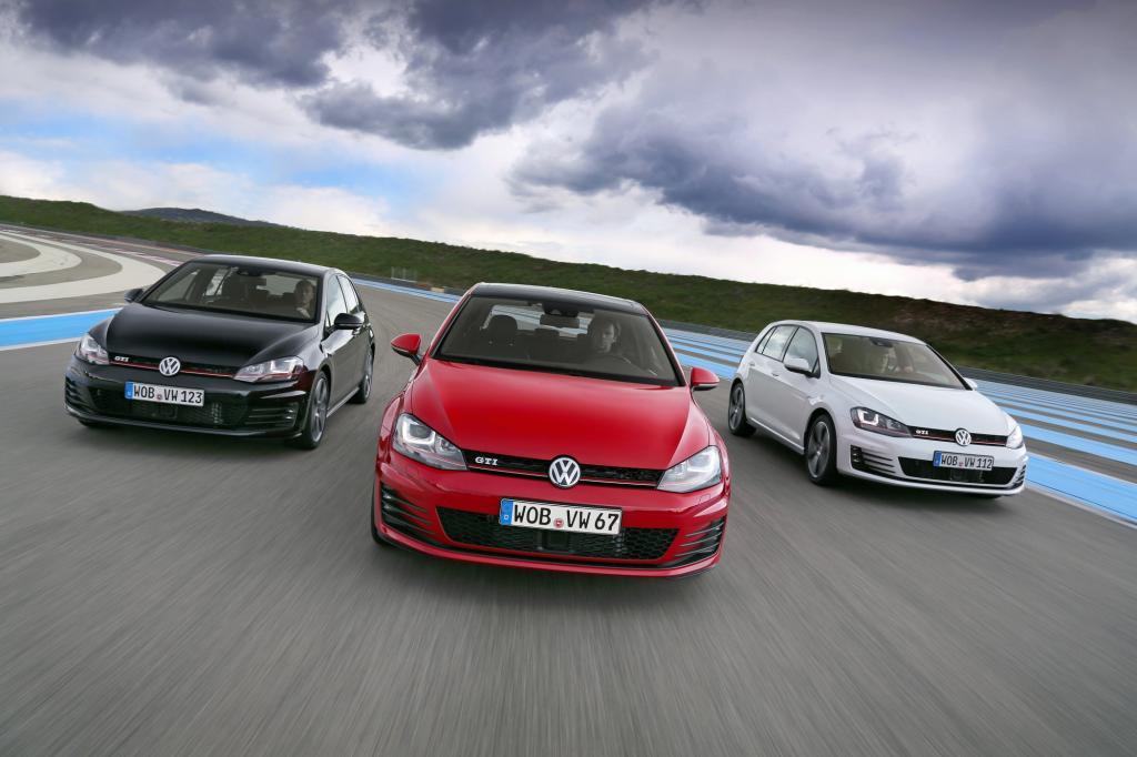 Auch in der siebten Generation legt VW einen GTI auf