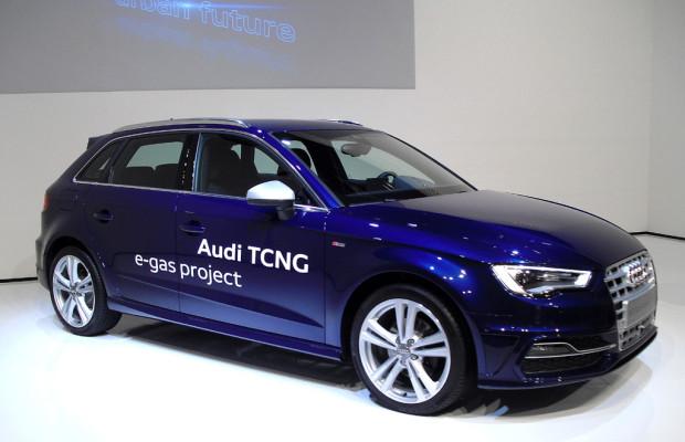 Audi stellt klimafreundliche Kraftstoffe her: e-gas-Einspeisung beginnt im Herbst
