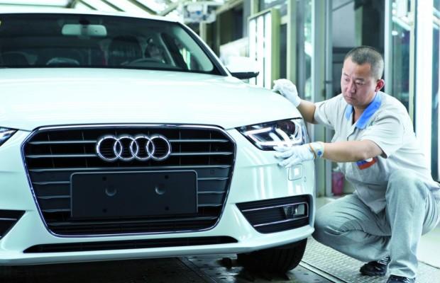 Audi will 1,5 Millionen Autos ausliefern