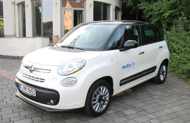 Auto im Alltag: Fiat 500L