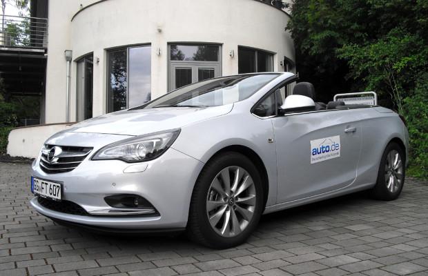 Auto im Alltag: Opel Cascada