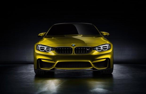 BMW Concept M4 Coupe - Emmdrei heißt jetzt Emmvier