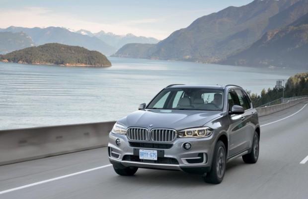 BMW X5 - Serienmäßig mit Wunschkonzert