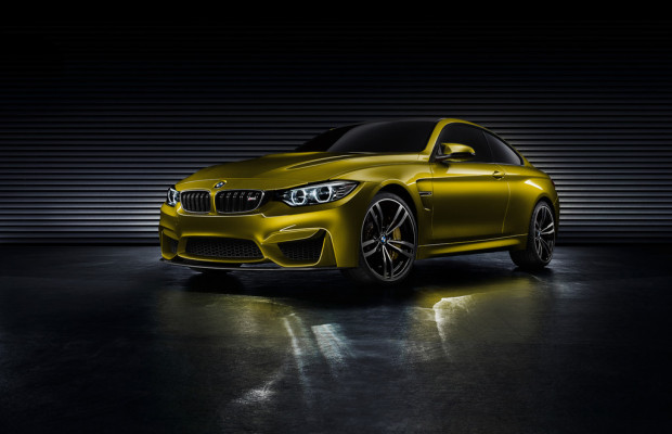 BMW fährt in der DTM-Saison 2014 mit dem M4