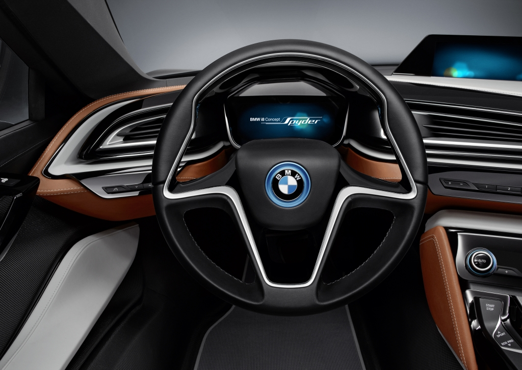 BMW i8: Bayerischer Öko-Sportler