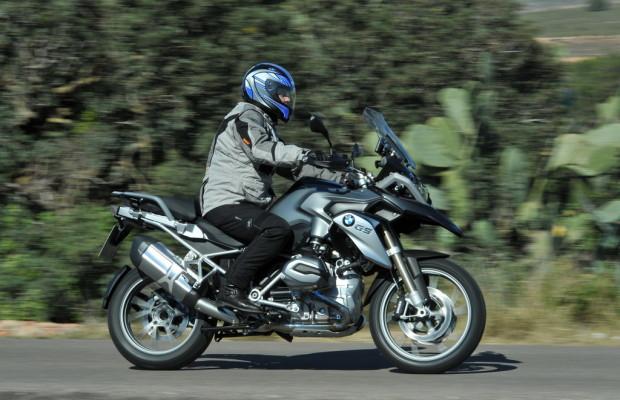 BMW setzt zehn Prozent mehr Motorräder ab