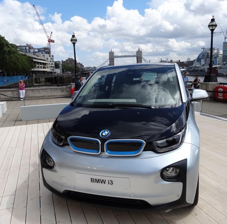 BMW studiert Akku-Zweitverwertung mit Vattenfall