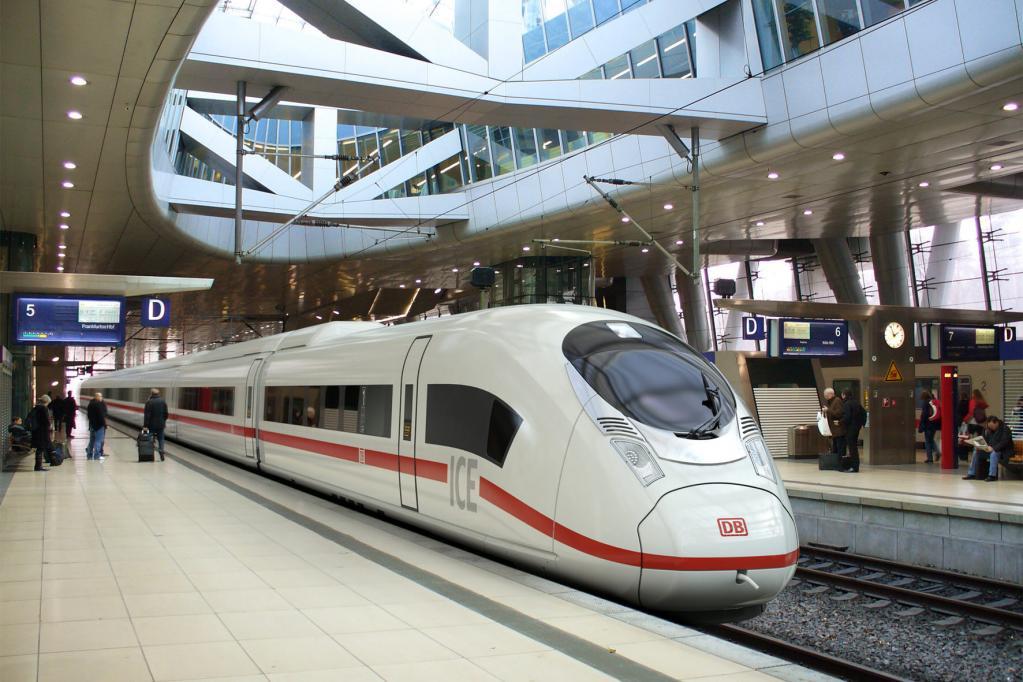 Bahnindustrie im enormen Wandel