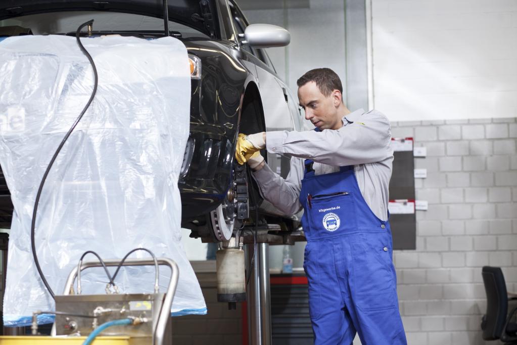 Besserer Service bei Unfallschäden