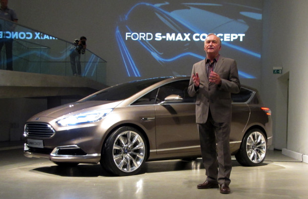 Bis hin zum EKG-Sitz: Ford-Studie gibt Ausblick (nicht nur) auf nächsten S-Max