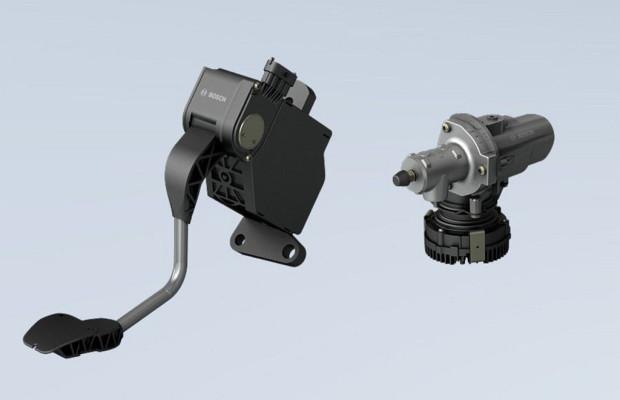 Bosch bringt elektrische Kupplungsbetätigung