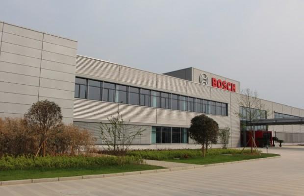 Bosch eröffnet Werk in China