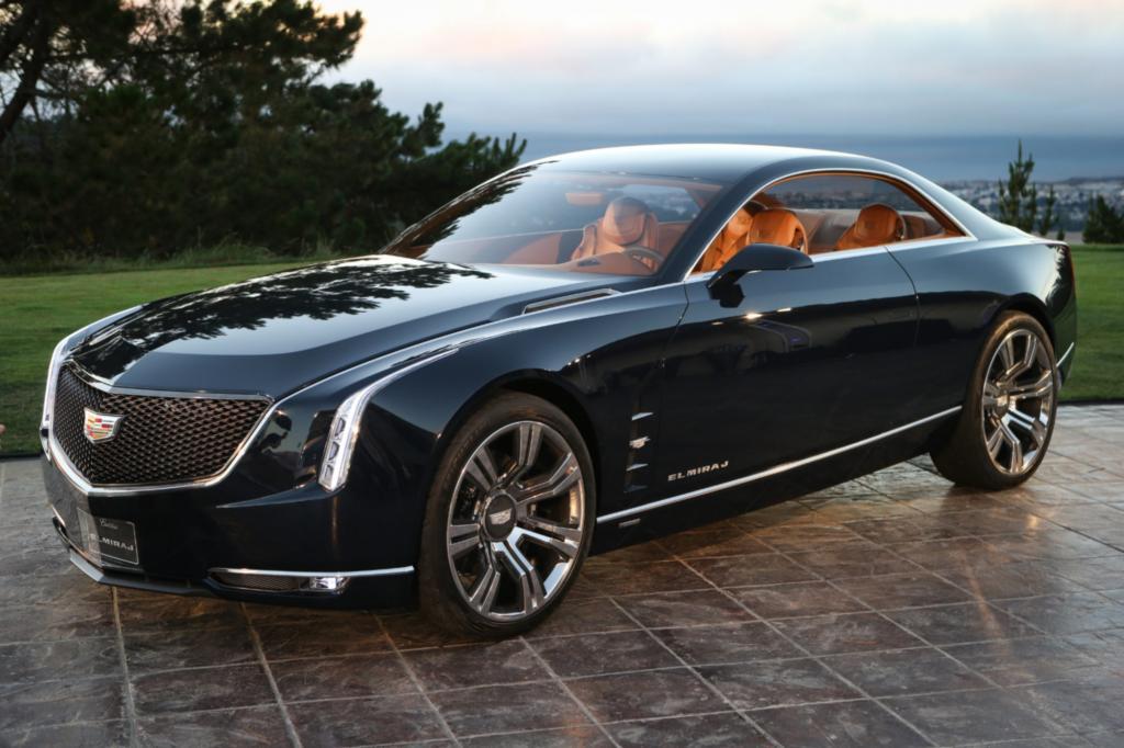 Cadillac Elmiraj Concept Reveal