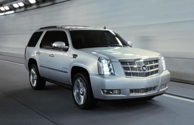 Cadillac: Neuer Escalade kommt 2015