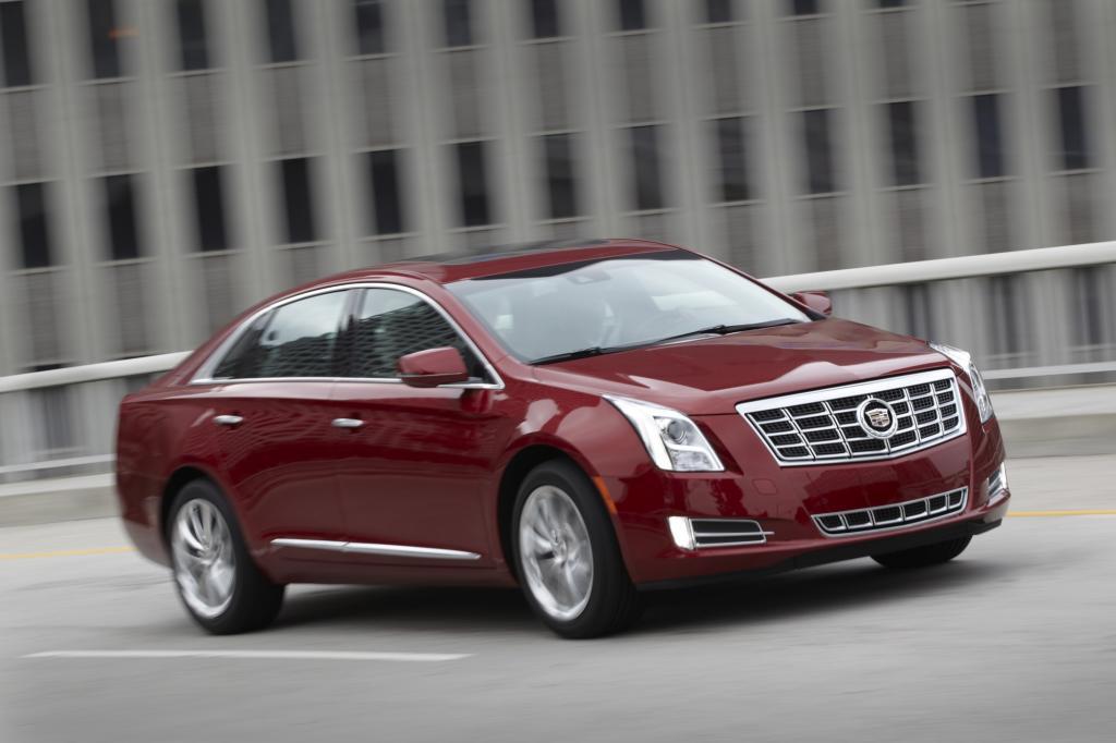 Cadillac hat sich neu erfunden und die Wandlung mit dem Flaggschiff XTS gekrönt.