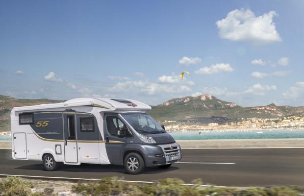 Caravan-Salon 2013: Mit Fifty Five bei Bürstner Geld sparen