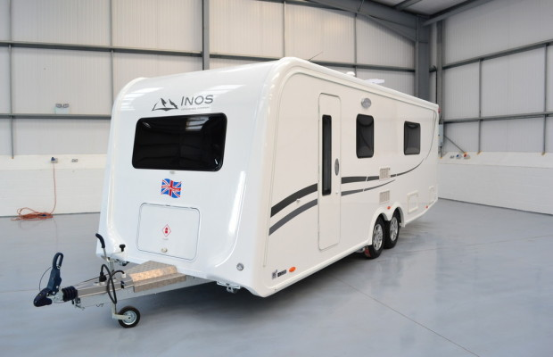 Caravan-Salon 2013: Schöner Wohnen aus Wales