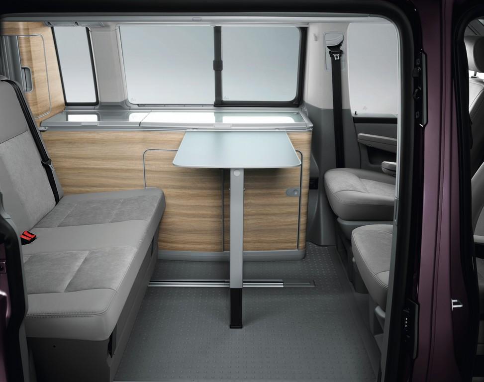 Caravan Salon 2013: Volkswagen bringt California Sondermodell