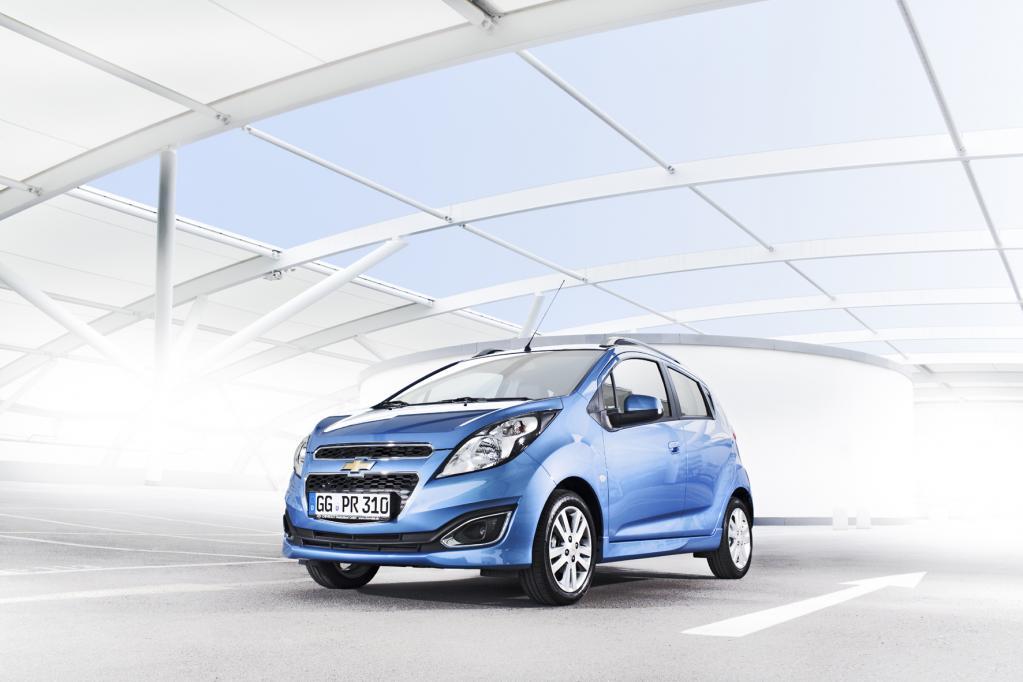 Chevrolet Spark: Der kleine Weltbürger