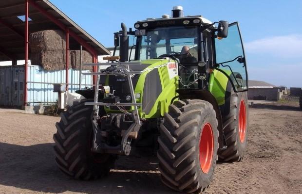 Computermodell senkt Kosten für Traktorenentwicklung