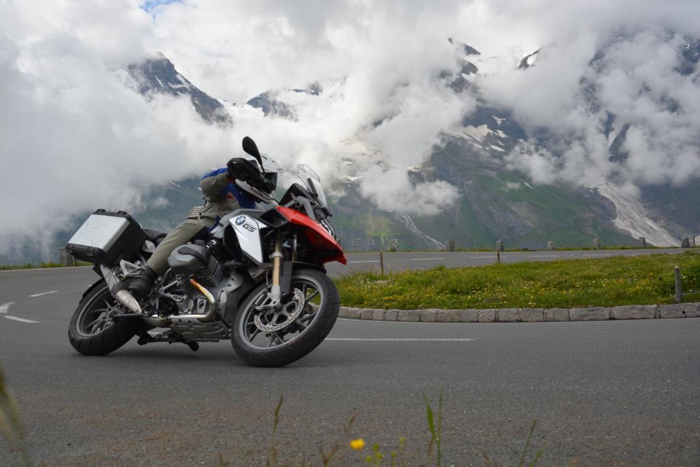 Continental Motorradreifen: Bereit zur Attacke