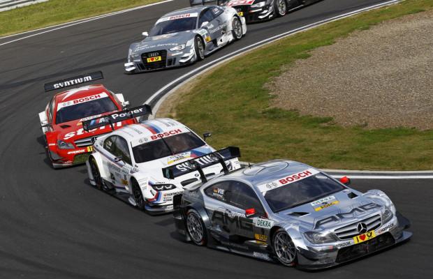 DTM 2013: Doppelsieg für Audi