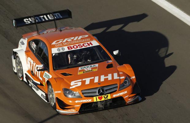 DTM 2013: Erster Sieg für einen Mercedes-Junior