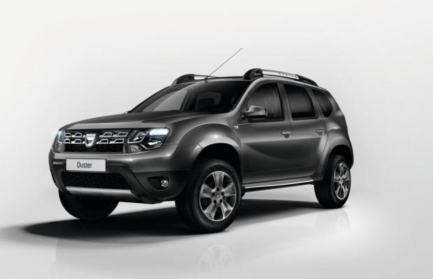 Dacia Duster - Chrom-Nase für das Tiefpreis-SUV