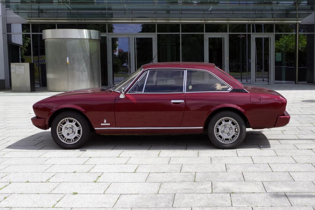 Das 1969 vorgestellte 504 Coupé war der Beau der Siebziger Jahre für die Marke Peugeot und ihre Fans.
