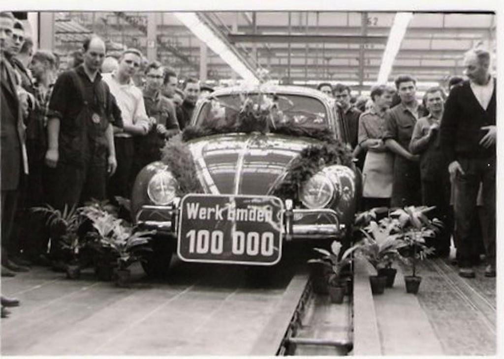 Der 100 000ste Käfer aus Emden ist frisch wie am ersten Tag