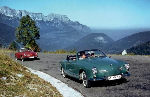 Der Karmann Ghia wird 60
