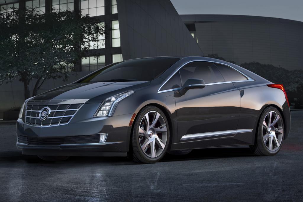 Der amerikanische Autobauer Cadillac will sein besonders nobel ausgestattetes Elektro-Coupé ELR in der zweiten Jahreshälfte auf den europäischen Markt bringen.