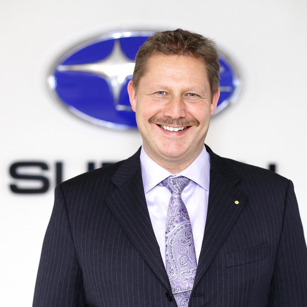 Deutschland-Chef Volker Dannath kündigt die neue Lineartronic auch für andere Modelle an.