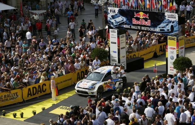 Deutschland-Rallye 2013: Asphalt verändert die Rallye-Welt