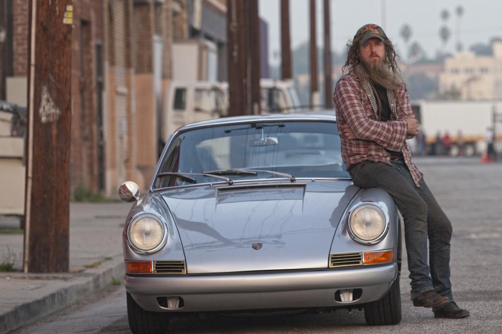 Doch bei Walker faszinieren nicht nur die Porsches, sondern auch die Person.
