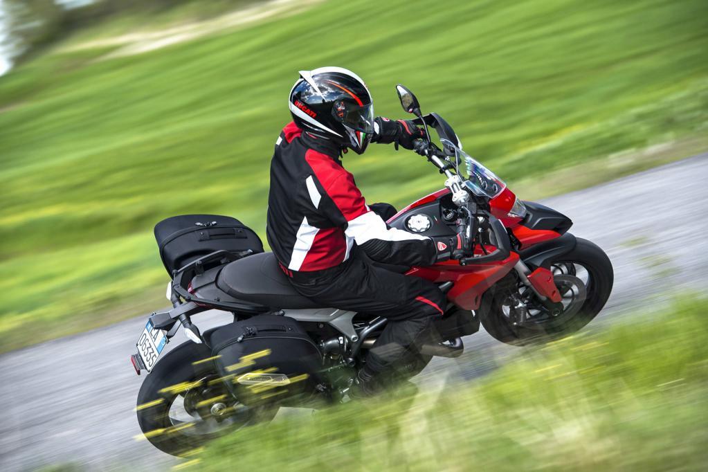 Ducati Hyperstrada: Italienische Kreuzung