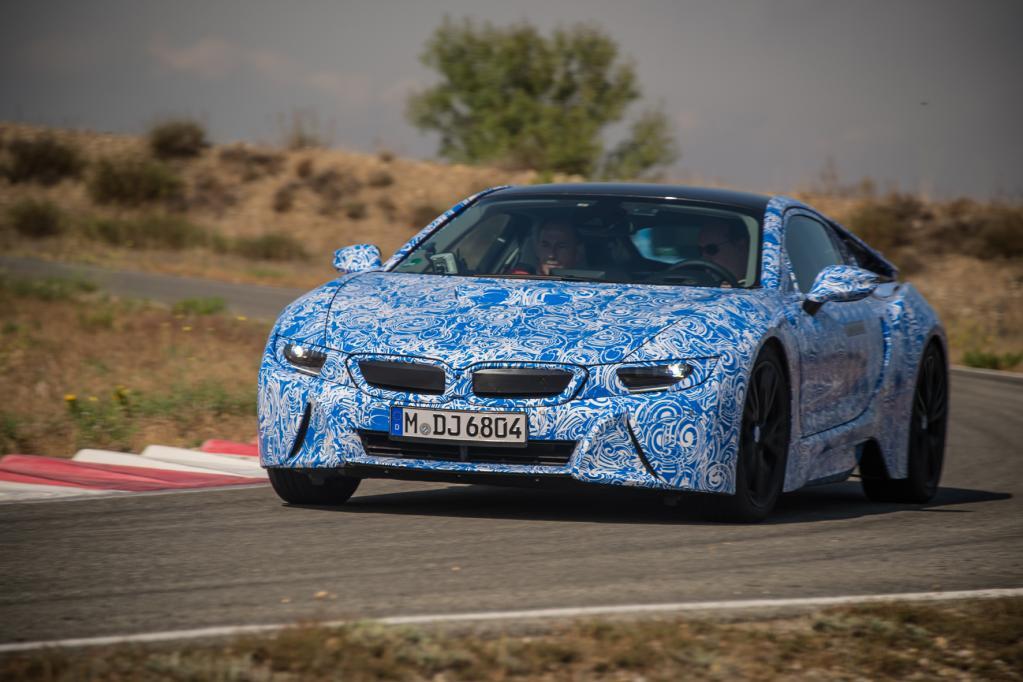 Erste Fahrt im BMW i8: Eco-Chic schlägt Proll-Potenz