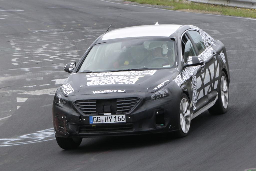 Erwischt: Erlkönig Hyundai Sonata – Ein Koreaner auf Abwegen