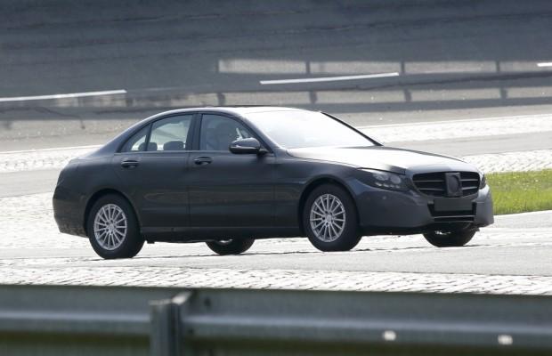 Erwischt: Erlkönig Mercedes C-Klasse – Auf leisen Sohlen