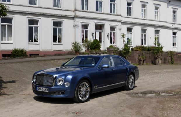 Fahrbericht Bentley Mulsanne: Fahre er, Johann!