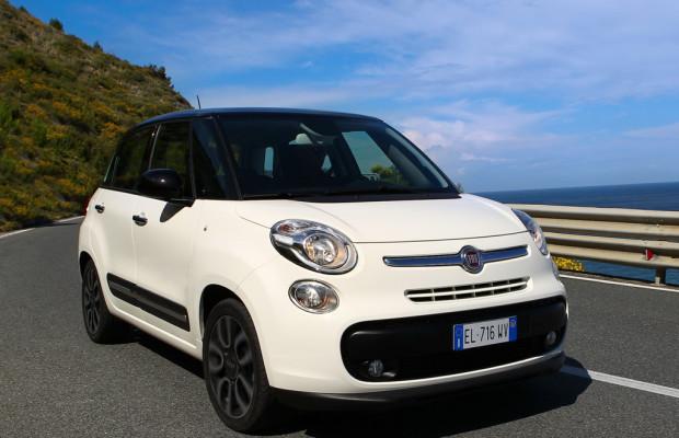 Fahrbericht Fiat 500L: Platzgewinn
