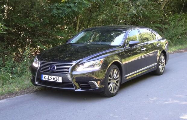 Fahrbericht Lexus LS 600h L Wellnessline: Abgefahr'n